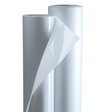 "GBC Arctic Pressure Sensitive Textured Satin Laminating Roll Film, 51"" x 150', 3 mil, 3"" Core"