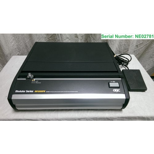 Reconditioned GBC® MP2000