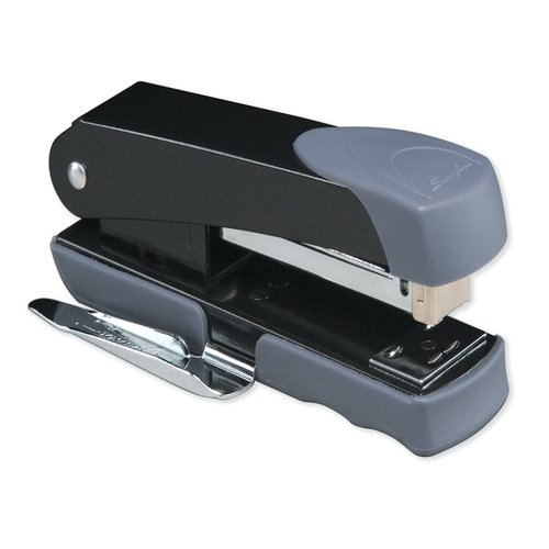 Swingline® Premium Compact Stapler with Remover, 20 Sheets, Black