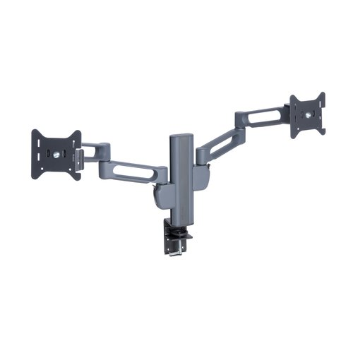 SmartFit®Dual Monitor Arm Mount