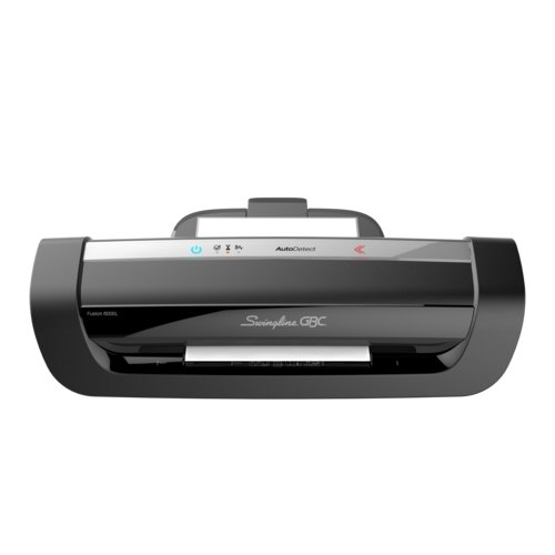 "Swingline® GBC® Fusion® 6000L 12"" Laminator, 1 Min Warm-Up, 3-10 Mil, Includes 50 EZUse™ Pouches"
