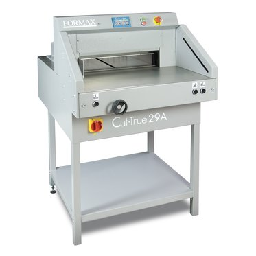 Formax Cut-True 29A Electric Guillotine Cutter