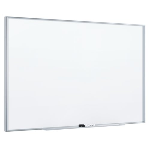 Quartet® Fusion Nano-Clean™ Magnetic Whiteboards, Silver Aluminum Frame
