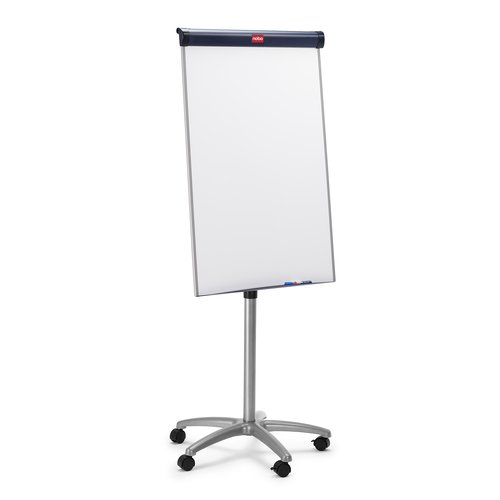 Classic Steel Mobile Magnetic Flipchart Easel