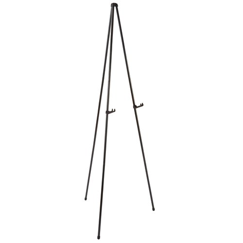 "Quartet® Heavy-Duty Instant Easel®, 63"", Supports 10 lbs., Tripod Base"