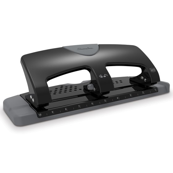 Swingline SmartTouch 3-Hole Punches