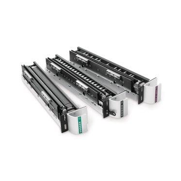 GBC MP2500iX Interchangeable Die Set, WireBind 2:1, Square Holes