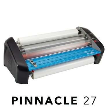 "GBC Pinnacle 27 Thermal Roll Laminator, NAP I/II, 27"" Width, 8-10 Min Warm-Up (1701700A)"