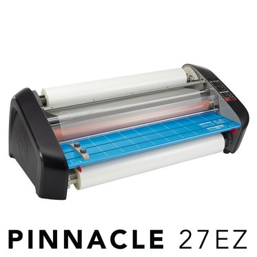 "GBC HeatSeal Pinnacle 27 EZ Load Thermal Roll Laminator, 27"" Max. Width, 6 Min Warm-Up"
