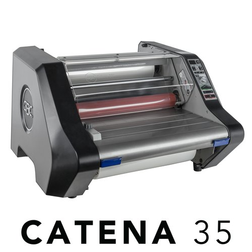 "GBC Catena 35 Thermal and Pressure Sensitive Roll Laminator, 12"" Max. Width"