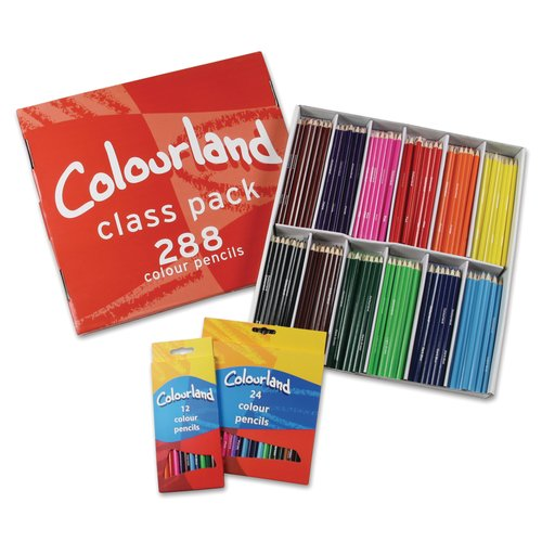 Colourland 288 Class Pack