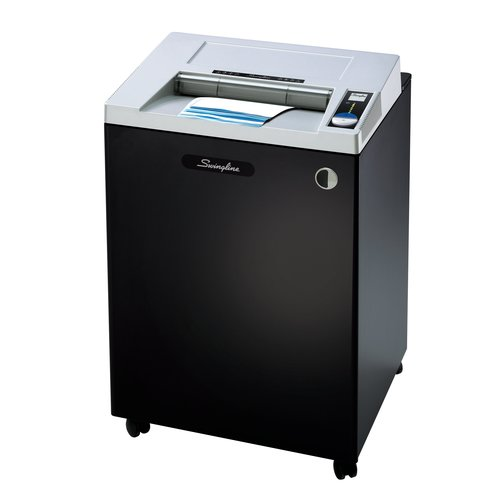 Swingline™ TAA Compliant CS39-55 Strip-Cut Shredder, Jam-Stopper®, 39 Sheets