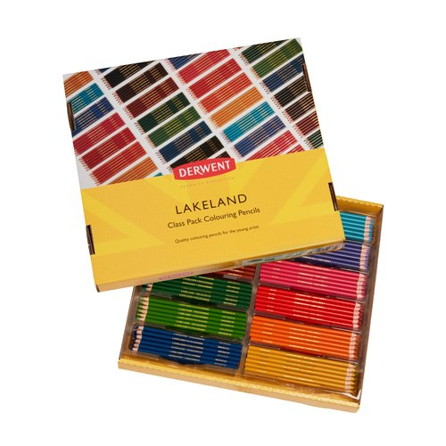 Lakeland Colouring 360 Class Pack