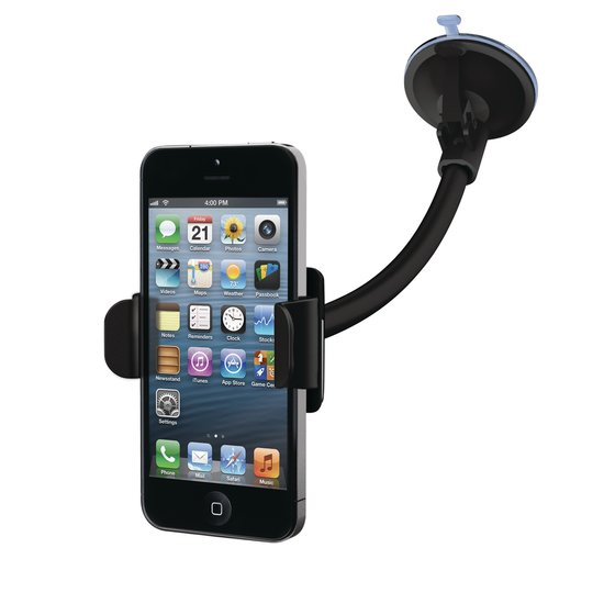 Quick Release Cradle with Mount for iPhones