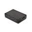 UH4000C USB 3.0 4-Port Hub & Charger — Black