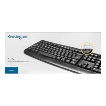 Pro Fit® Wireless Keyboard — Black