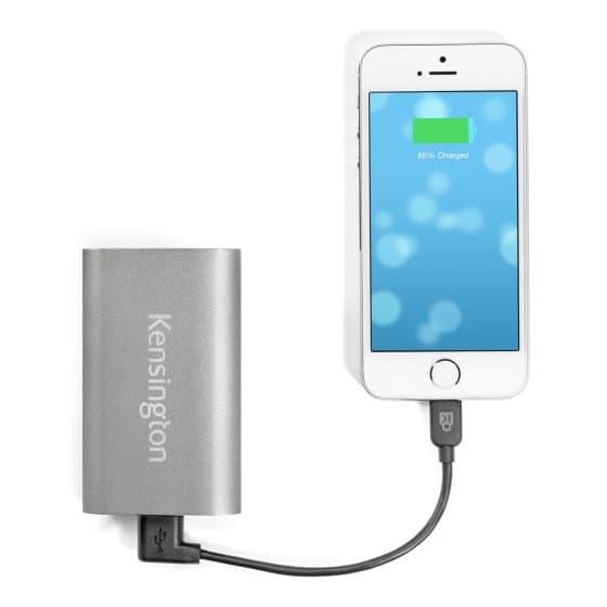kensington produits alimentation chargeurs pour tablettes et smartphones chargeur mobile. Black Bedroom Furniture Sets. Home Design Ideas