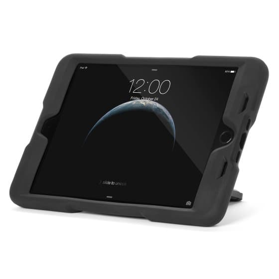 BlackBelt 2nd Degree Rugged Case for iPad mini — Black
