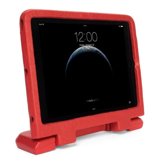 SafeGrip™ Rugged Case for iPad Air® & iPad Air® 2 — Red