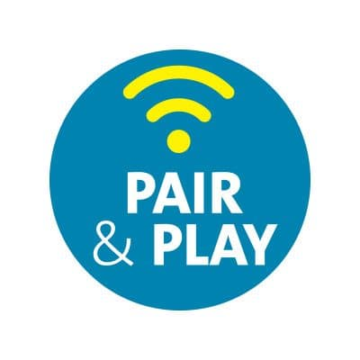 Pair & Play-Installation