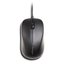 Kensington® Wired Three-Button Mouse for Life