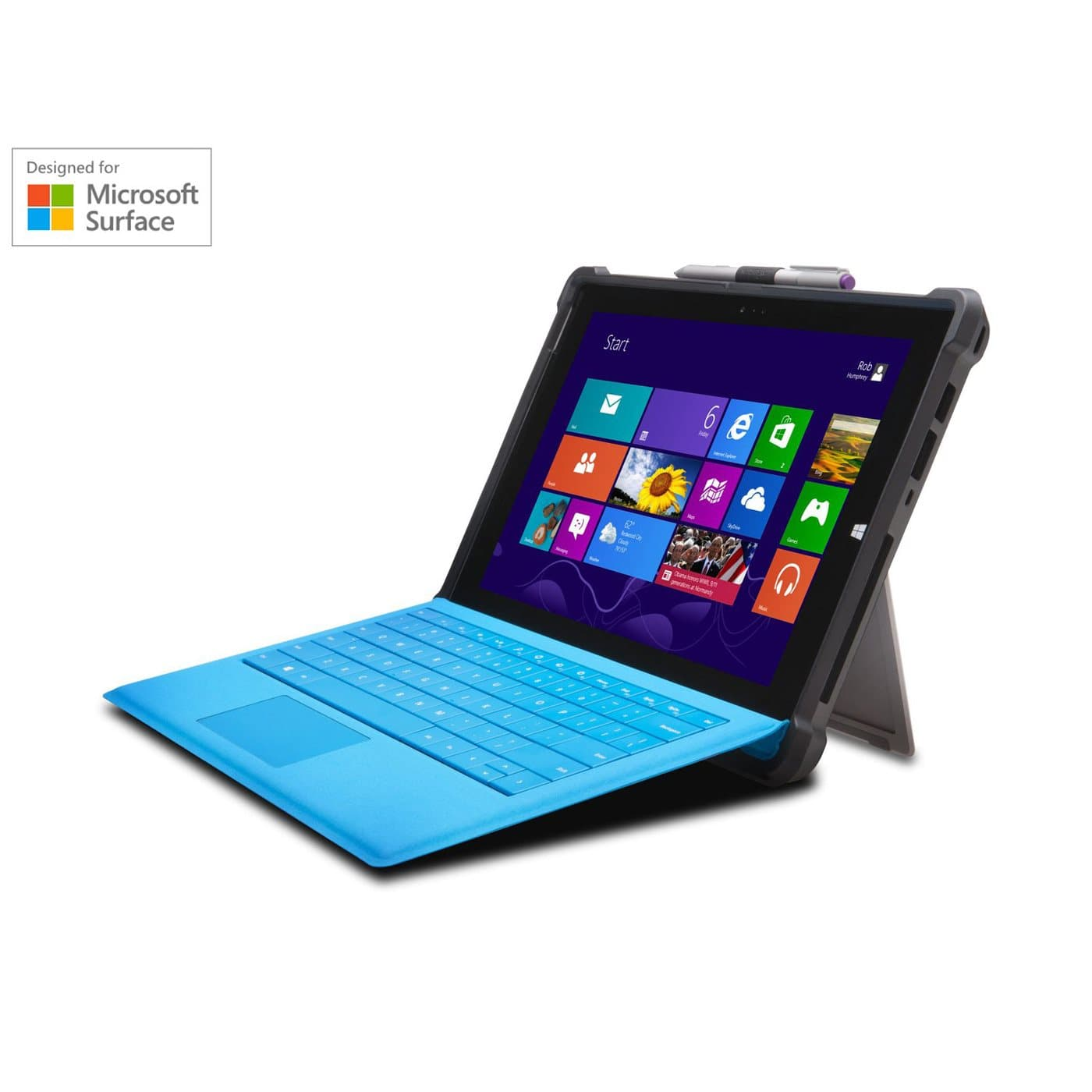 Surface Pro Rugged Case Home Decor