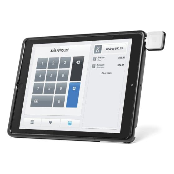 SecureBack™ Payments Enclosure for 9.7-inch  iPad® models