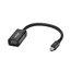 Kensington® VM1000 Mini DisplayPort to VGA HD Video Adapter