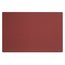 Quartet® Oval Office™ Fabric Bulletin Board, 4' x 3', Frameless, Port Burgundy