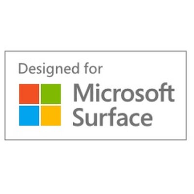 Exclusively designed for Surface™ Pro