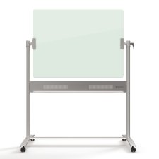 diamond glass magnetic mobile board 1200x900mm