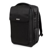 "SecureTrek™ 17"" Laptop Overnight Backpack"