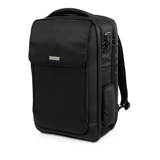 SecureTrek™ 17'' Laptop Overnight-Rucksack