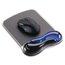 Kensington® Duo Gel Wave Mouse Pad & Wrist Rest