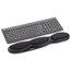 Comfort Gel Keyboard Wrist Rest — Black