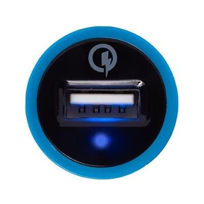 Modrá kontrolka LED