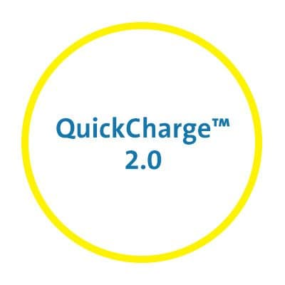 QuickCharge™ 2.0