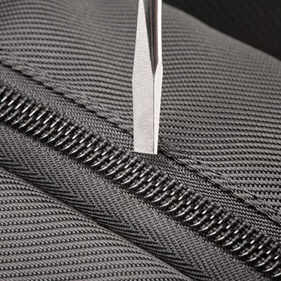 Anti-Puncture Zipper