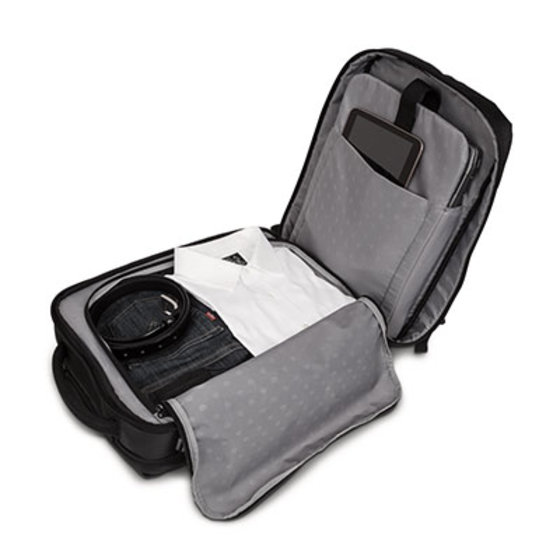 Padded Device Compartments