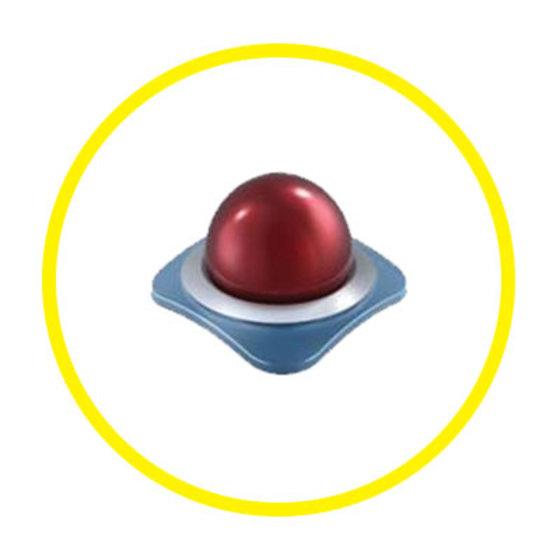 Personalización de TrackballWorks™
