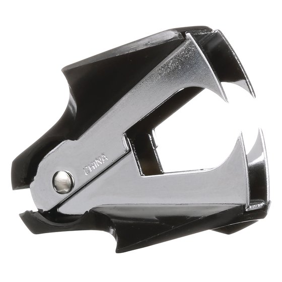Swingline® Deluxe Staple Remover, Extra Wide, Steel Jaws, Black
