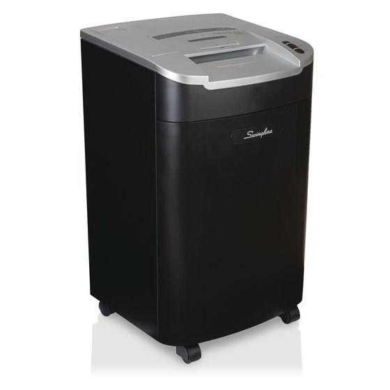 Swingline LX20-30 Super Cross-Cut Jam Free Shredder, 20 Sheets, 20+ Users