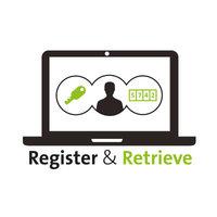 Register &Retrieve