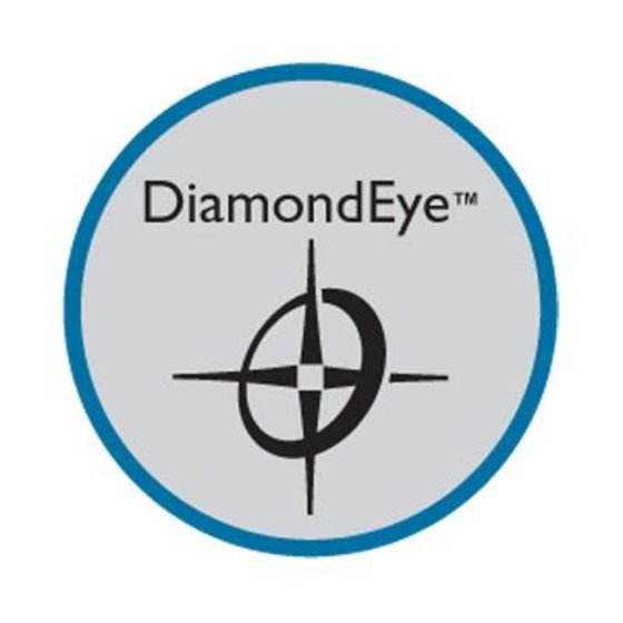 DiamondEye™ Optical Tracking