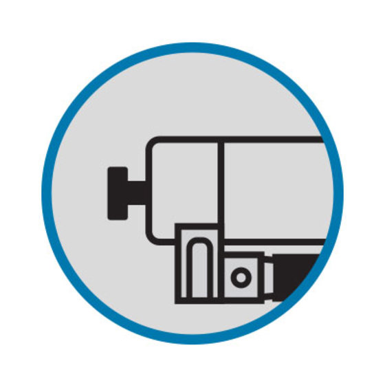 T-Bar™ Locking Technology