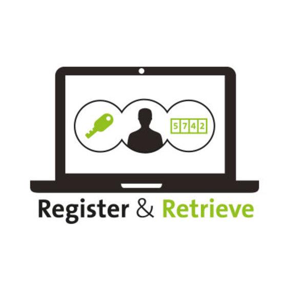 Register & Retrieve
