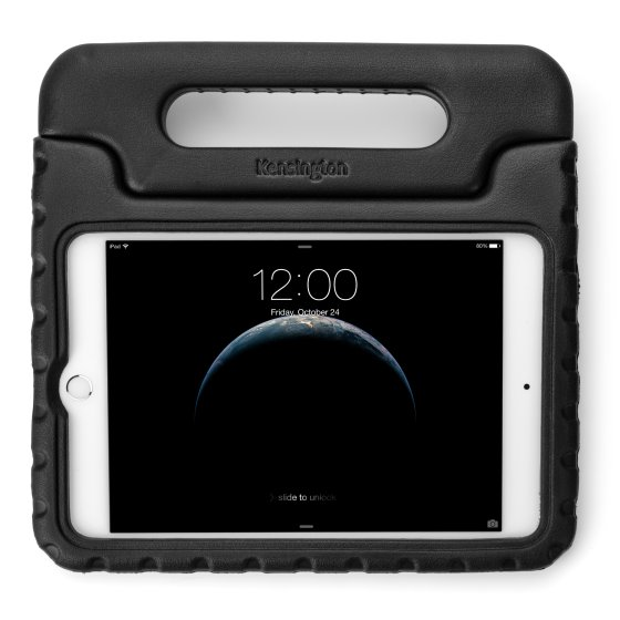 SafeGrip™ Rugged Case for iPad mini™ 4 — Black