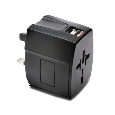 Dual 2.4A USB Ports