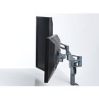 Two Adjustable Monitor Arms