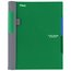 """Five Star Advance Wirebound Notebook, 2 Subject, College Ruled, 9 1/2"""" x 6"""", Electric Green"""